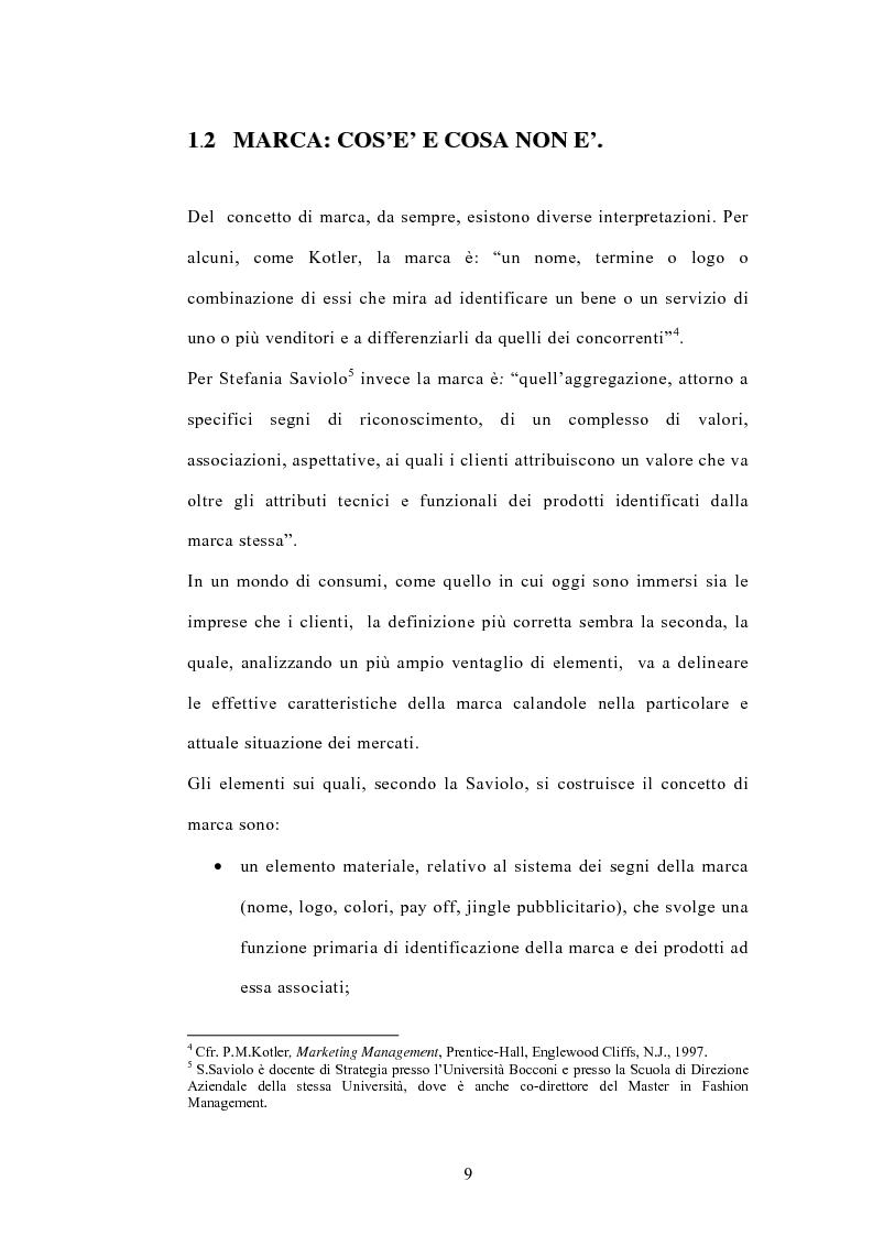Anteprima della tesi: Oriental Made in Italy: le contraffazioni e le strategie per fronteggiarle, Pagina 7