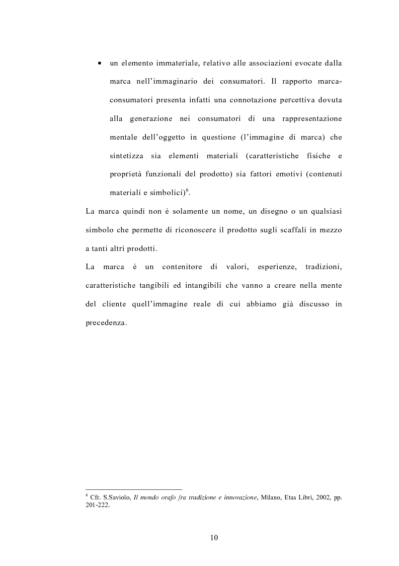 Anteprima della tesi: Oriental Made in Italy: le contraffazioni e le strategie per fronteggiarle, Pagina 8