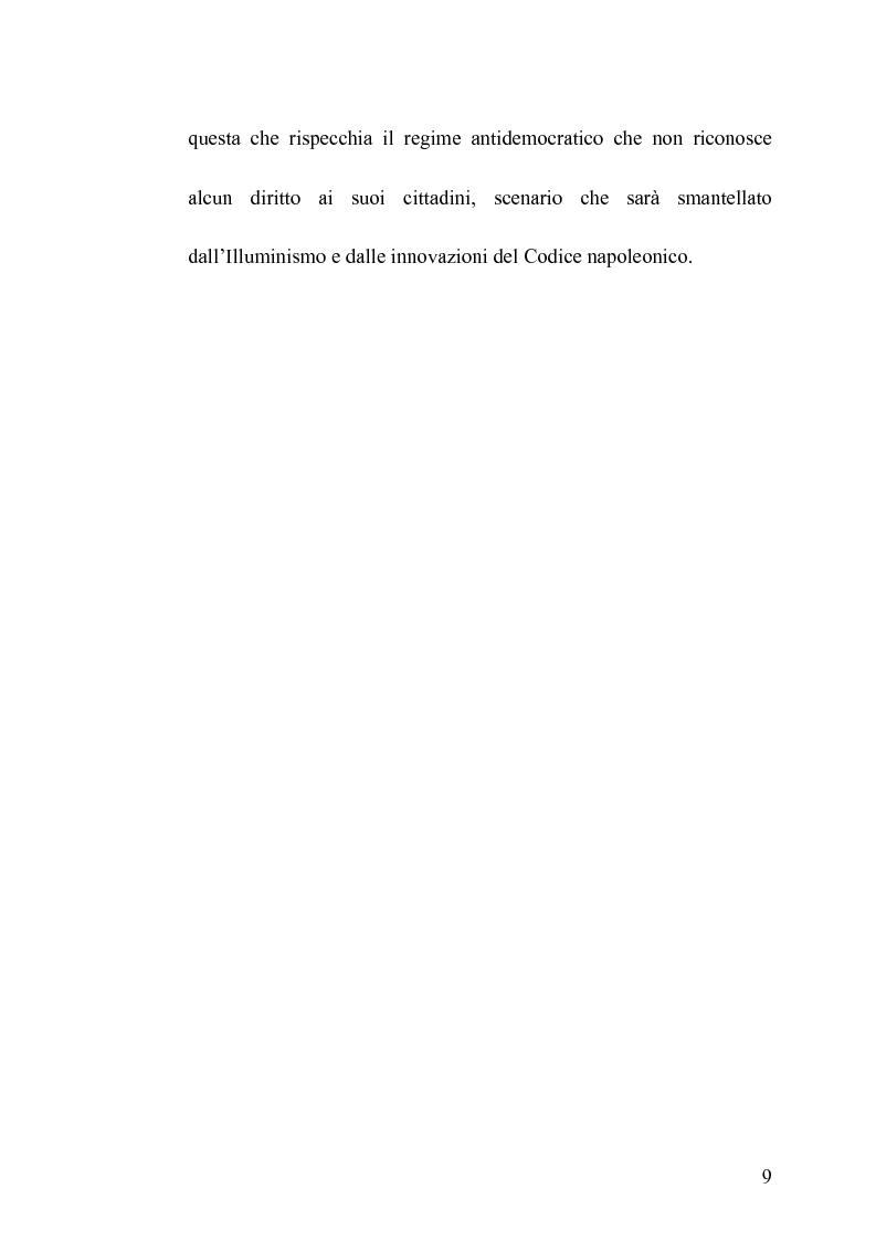 Anteprima della tesi: La famiglia legittima e la famiglia di fatto tra paralisi statale e iperattivismo regionale, Pagina 5