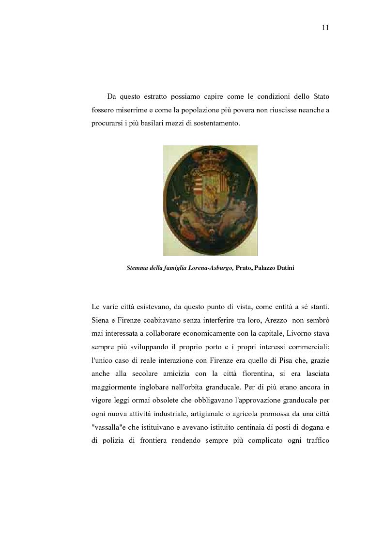 Anteprima della tesi: Musica e liuteria nella Toscana dei Lorena, Pagina 10