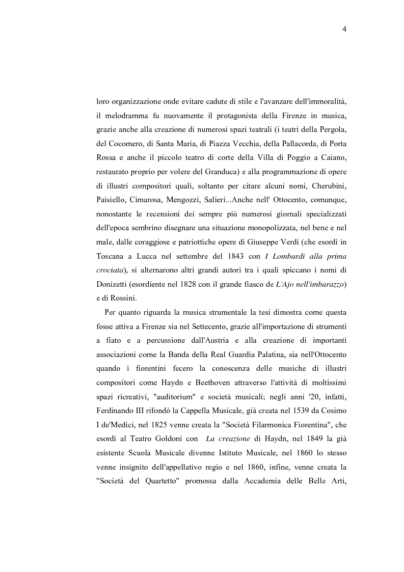 Anteprima della tesi: Musica e liuteria nella Toscana dei Lorena, Pagina 3
