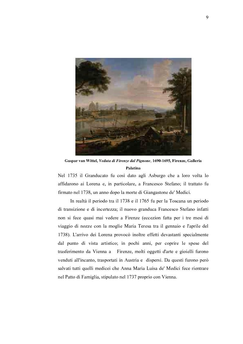 Anteprima della tesi: Musica e liuteria nella Toscana dei Lorena, Pagina 8