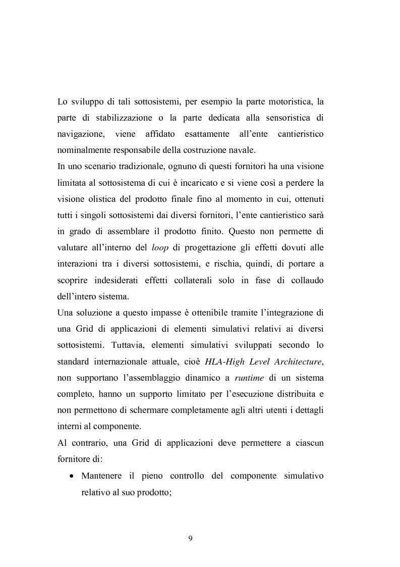 Anteprima della tesi: Grid Computing per economie computazionali distribuite, Pagina 7