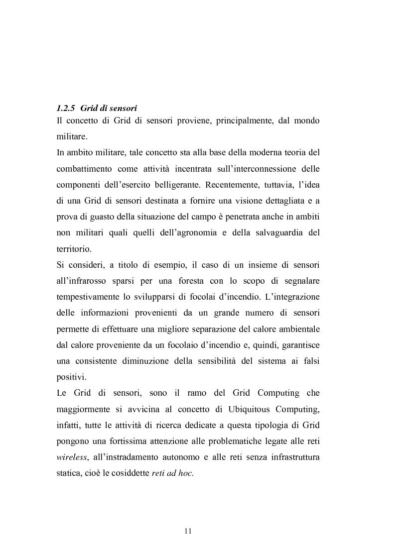 Anteprima della tesi: Grid Computing per economie computazionali distribuite, Pagina 9