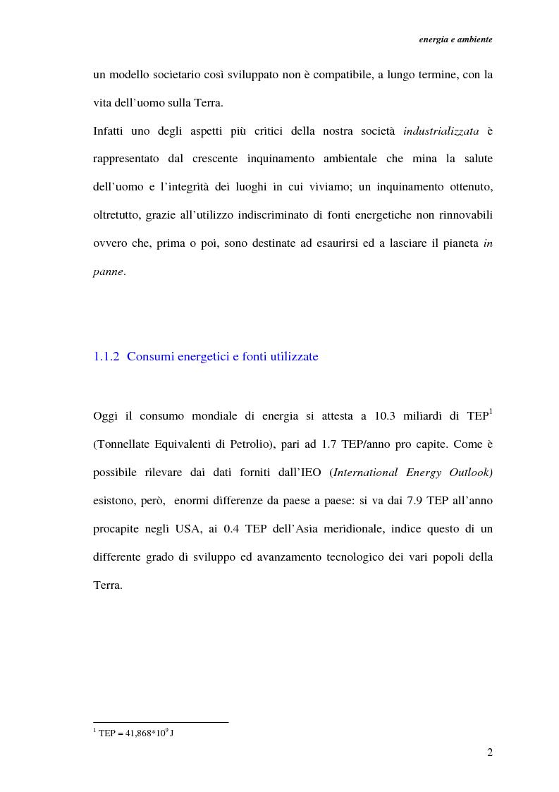 Anteprima della tesi: Analisi energetica del sistema di compressione dell'aria di una cella a combustibile PEM per la trazione terrestre, Pagina 10