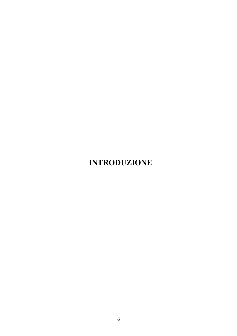Anteprima della tesi: Il Principio di Relatività, Pagina 1