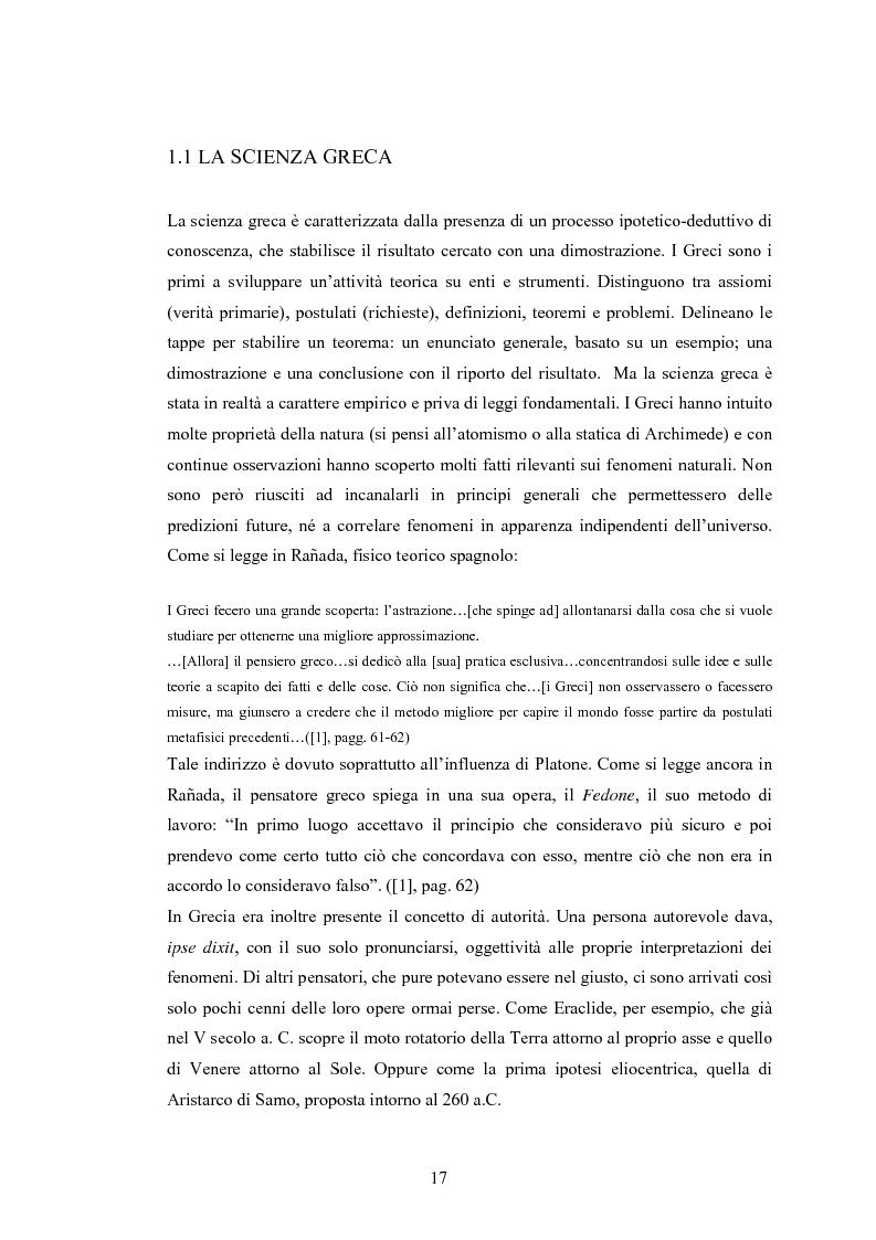 Anteprima della tesi: Il Principio di Relatività, Pagina 12