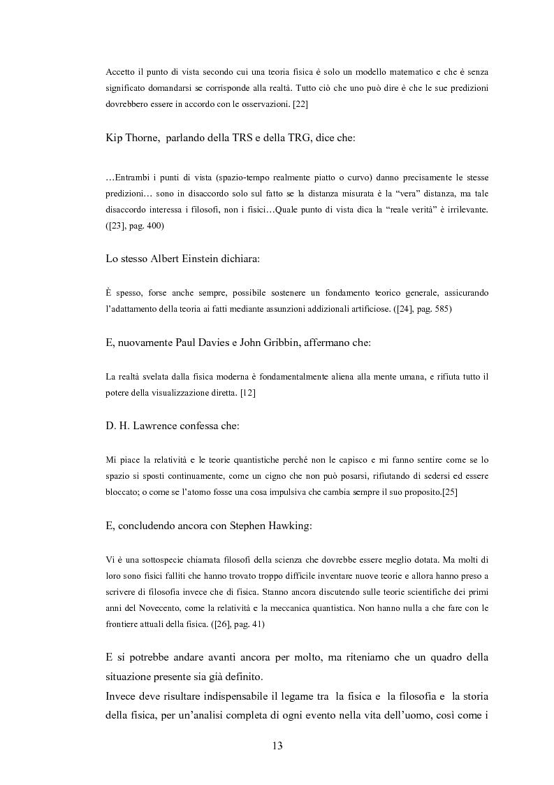 Anteprima della tesi: Il Principio di Relatività, Pagina 8