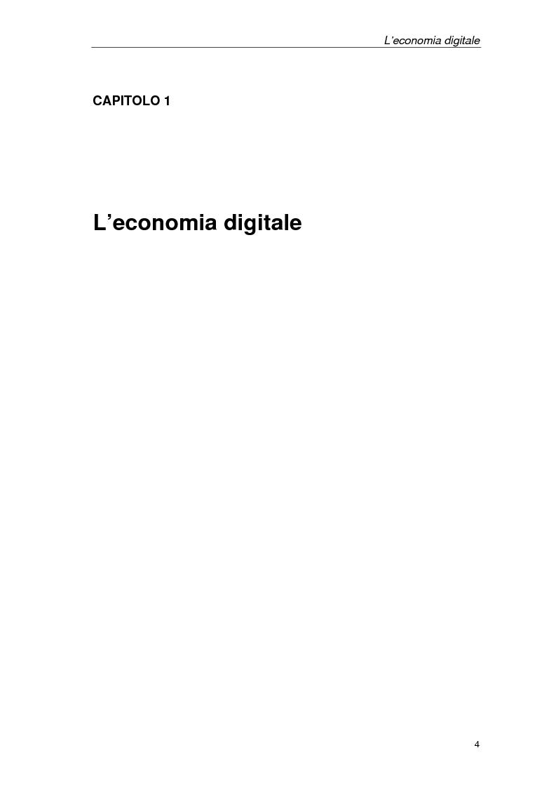 Anteprima della tesi: Un'azienda della Net Economy: il caso Google, Pagina 1