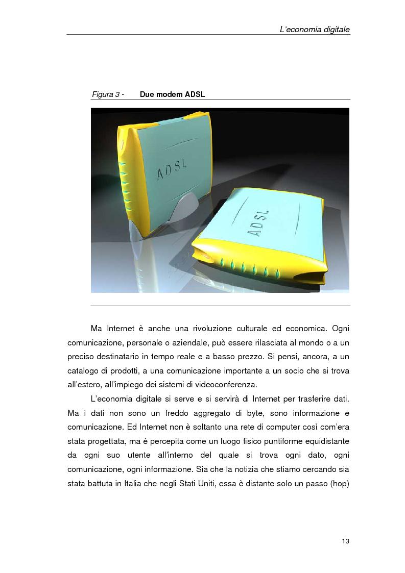 Anteprima della tesi: Un'azienda della Net Economy: il caso Google, Pagina 10