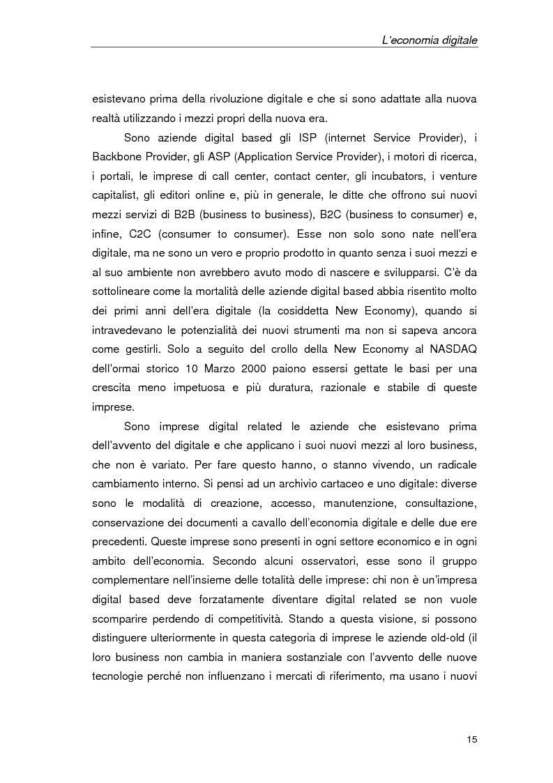 Anteprima della tesi: Un'azienda della Net Economy: il caso Google, Pagina 12