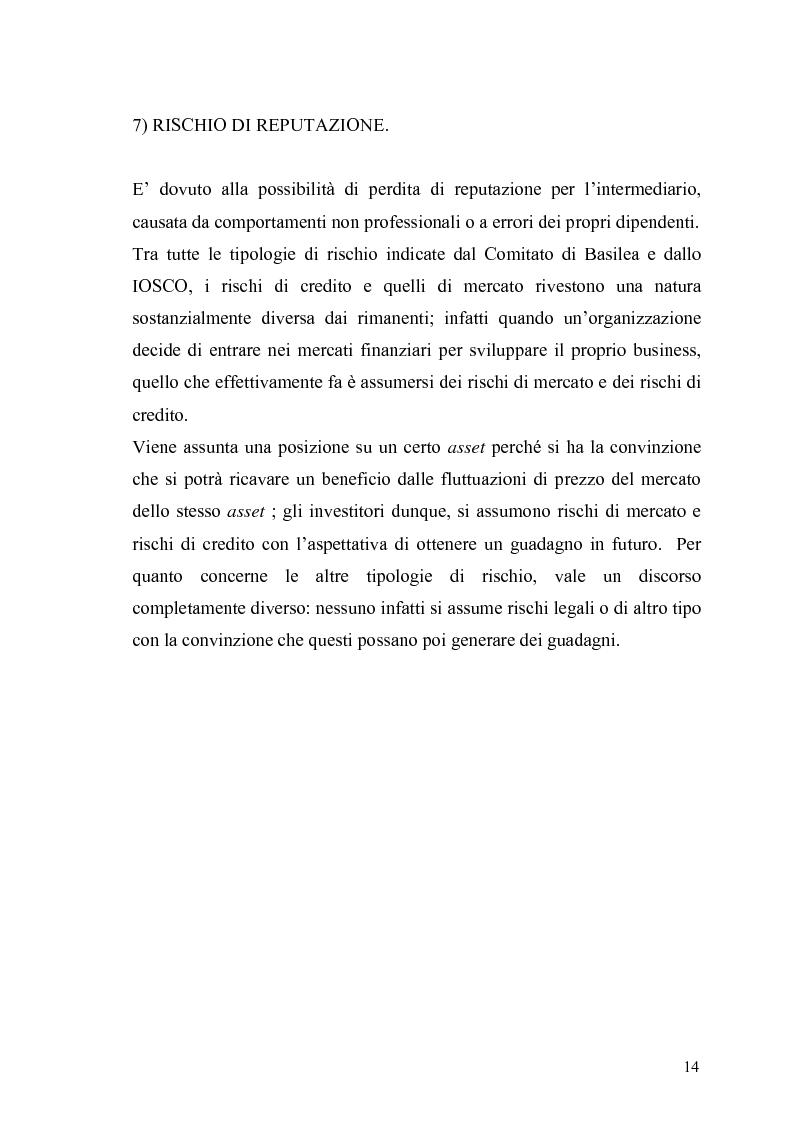 Anteprima della tesi: Evidenza empirica sul Value at Risk, Pagina 11