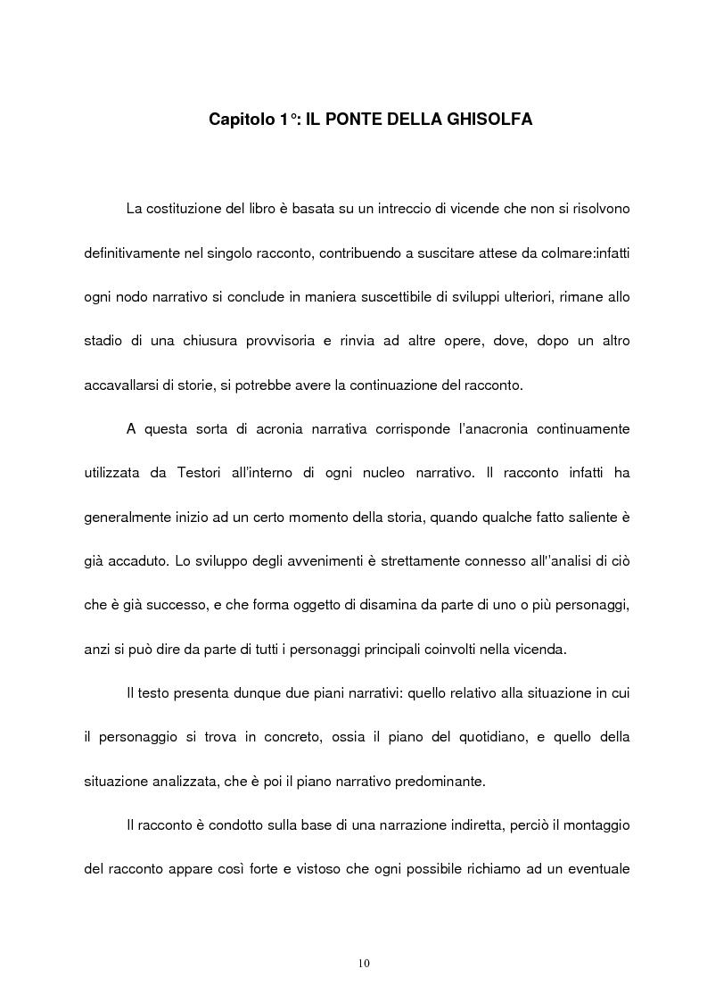 Anteprima della tesi: Le figure femminili nel ''ciclo dei segreti di Milano'' di Giovanni Testori, Pagina 9