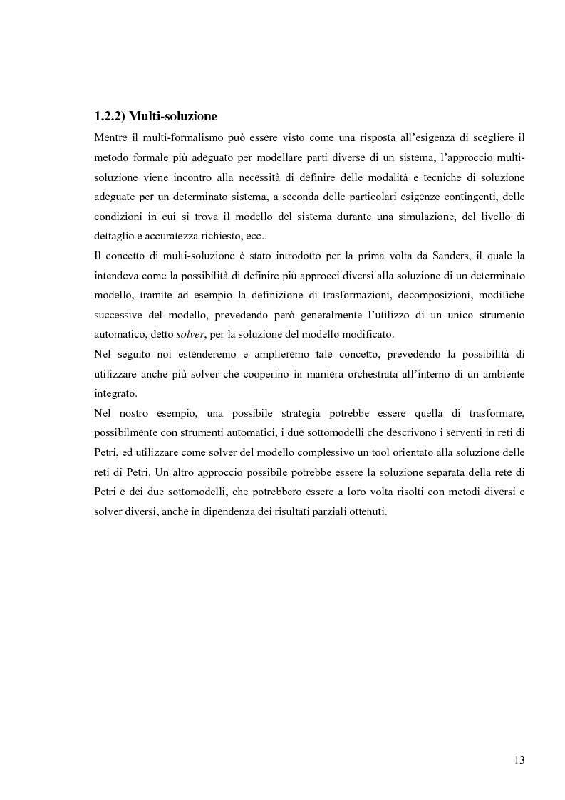 Anteprima della tesi: Tecniche basate su paradigma ad oggetti per l'analisi di sistemi complessi, Pagina 10