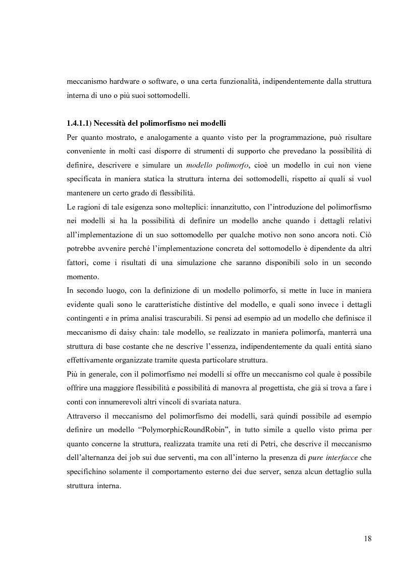 Anteprima della tesi: Tecniche basate su paradigma ad oggetti per l'analisi di sistemi complessi, Pagina 15