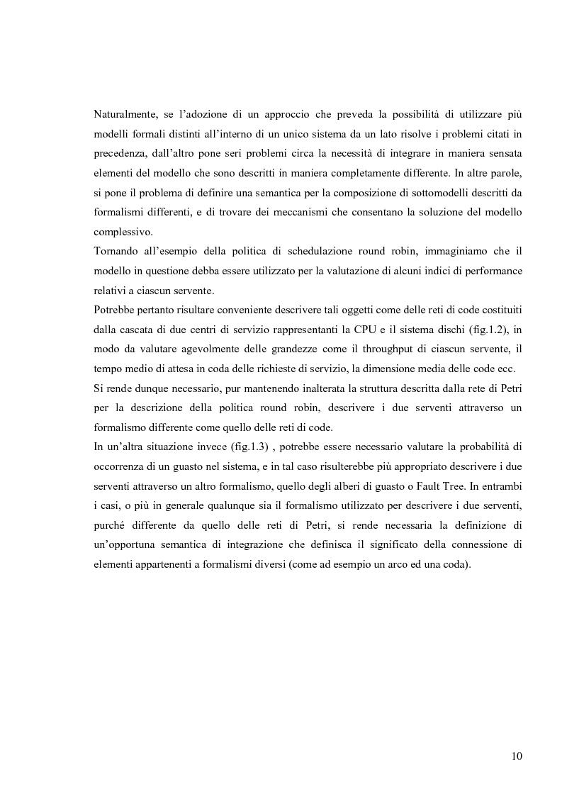 Anteprima della tesi: Tecniche basate su paradigma ad oggetti per l'analisi di sistemi complessi, Pagina 7