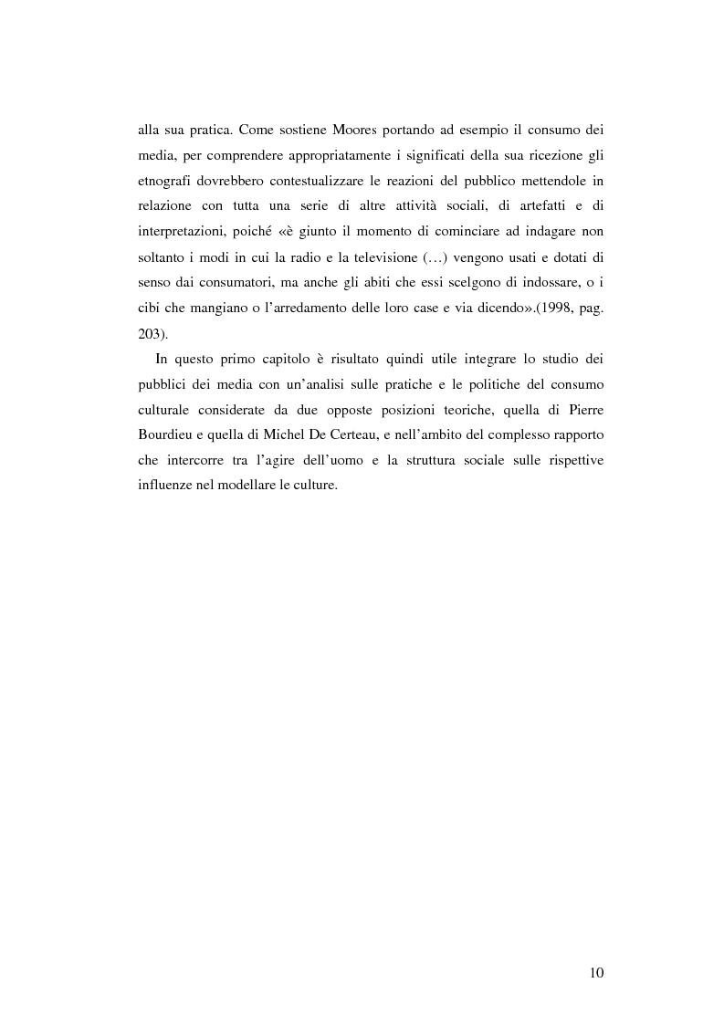 Anteprima della tesi: Stile di vita, musica e sottoculture giovanili: il caso dei mod., Pagina 6