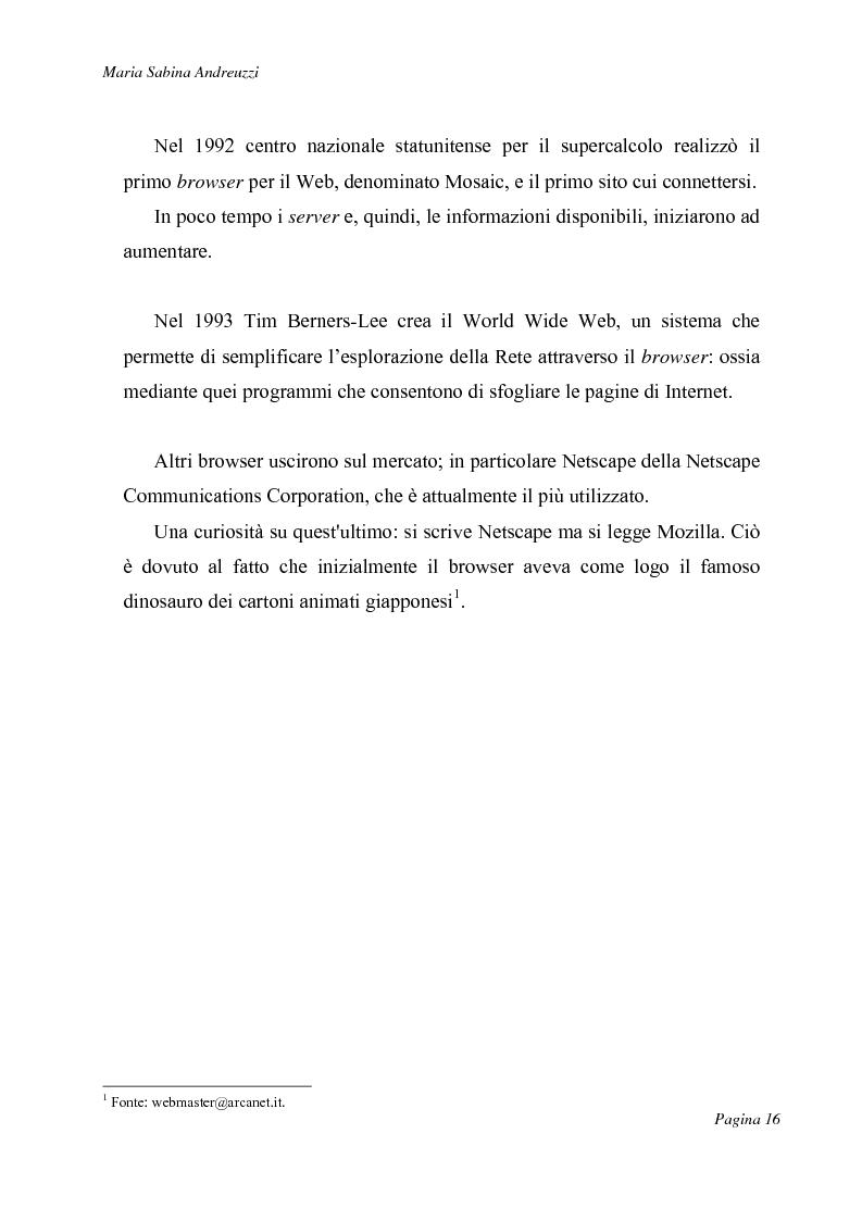 Anteprima della tesi: Technospeak: le nuove terminologie relative al mondo dell'informatica., Pagina 14