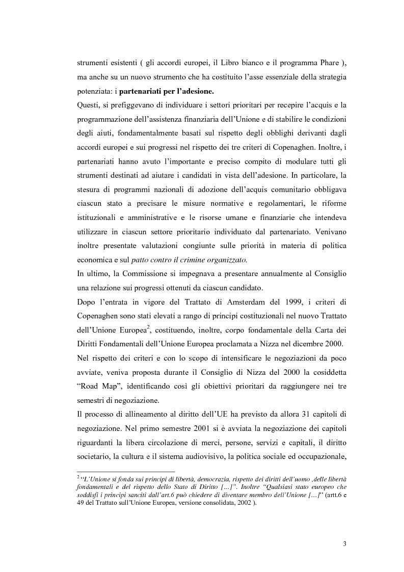 Anteprima della tesi: La Rep. Slovacca verso l'Unione Europea: analisi del processo di transizione, Pagina 7