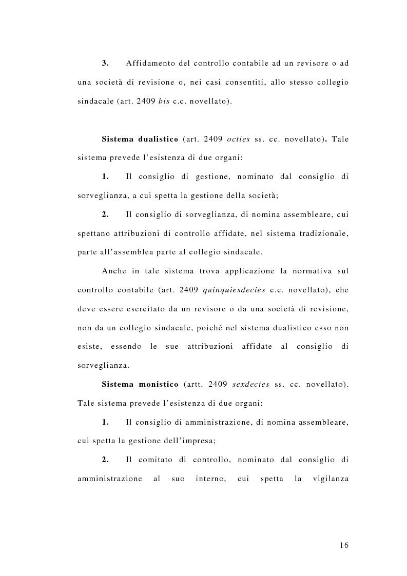 Anteprima della tesi: La responsabilità penale dei revisori, Pagina 11