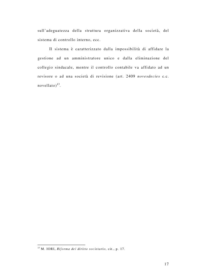 Anteprima della tesi: La responsabilità penale dei revisori, Pagina 12