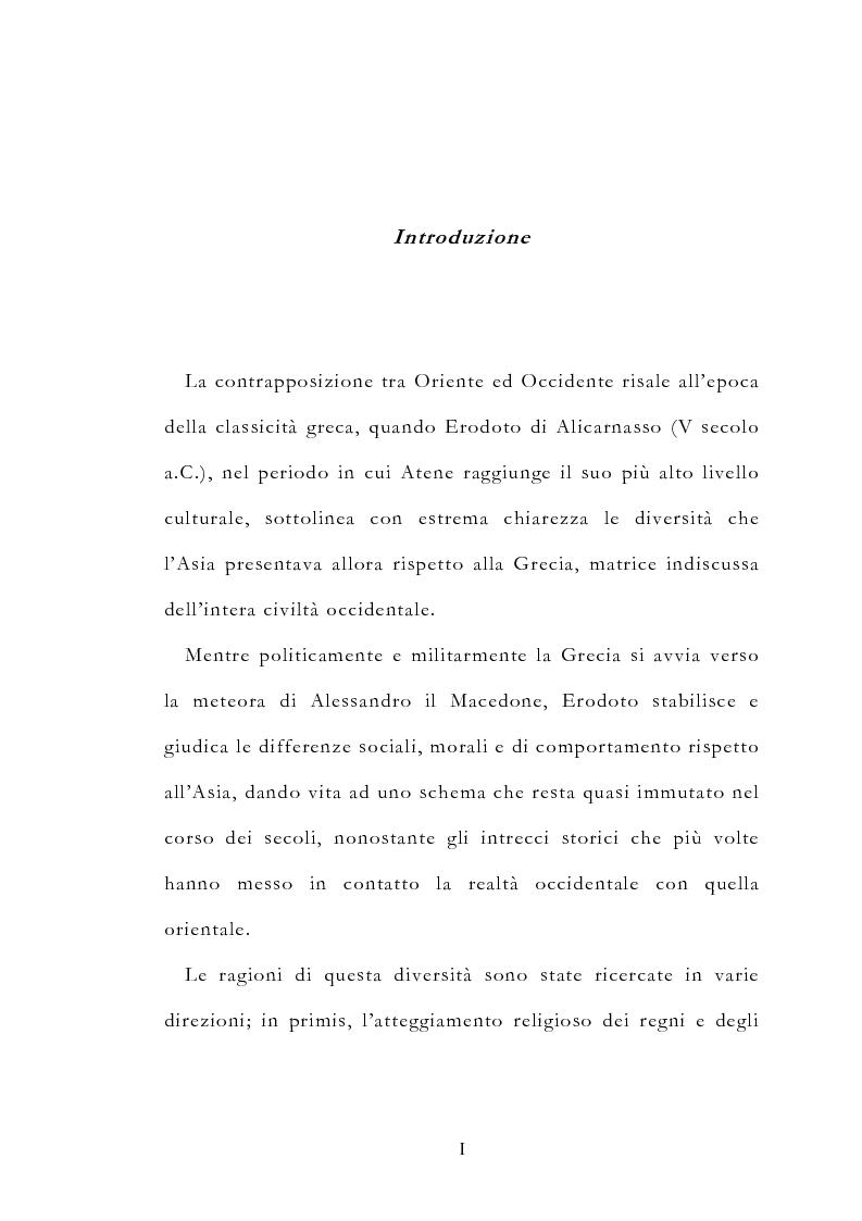 Anteprima della tesi: Le vie delle merci ed i percorsi dell'arte tra l'India e il Meridione d'Italia dall'Antichità al Medioevo. Studio mirato sul gioiello., Pagina 1