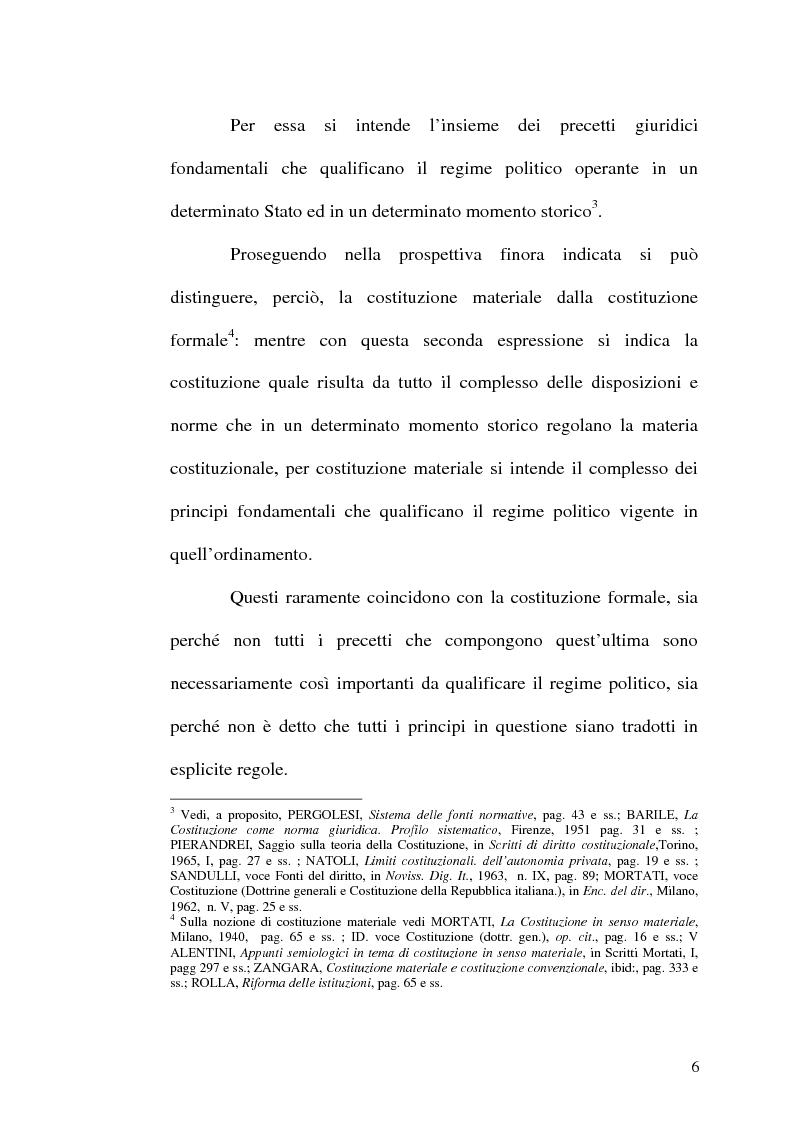 Anteprima della tesi: Il procedimento di revisione costituzionale, Pagina 3