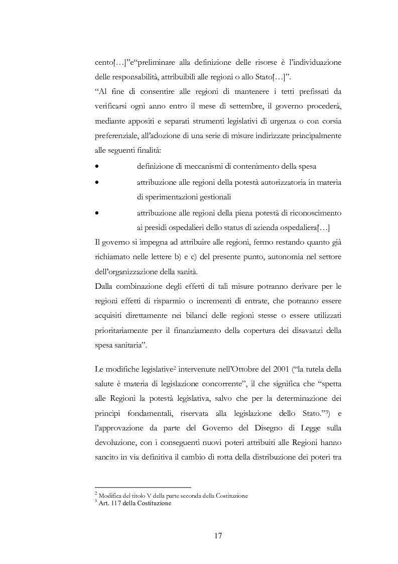 Anteprima della tesi: Modelli dinamici di pianificazione strategica delle risorse negli ambulatori ospedalieri, Pagina 11