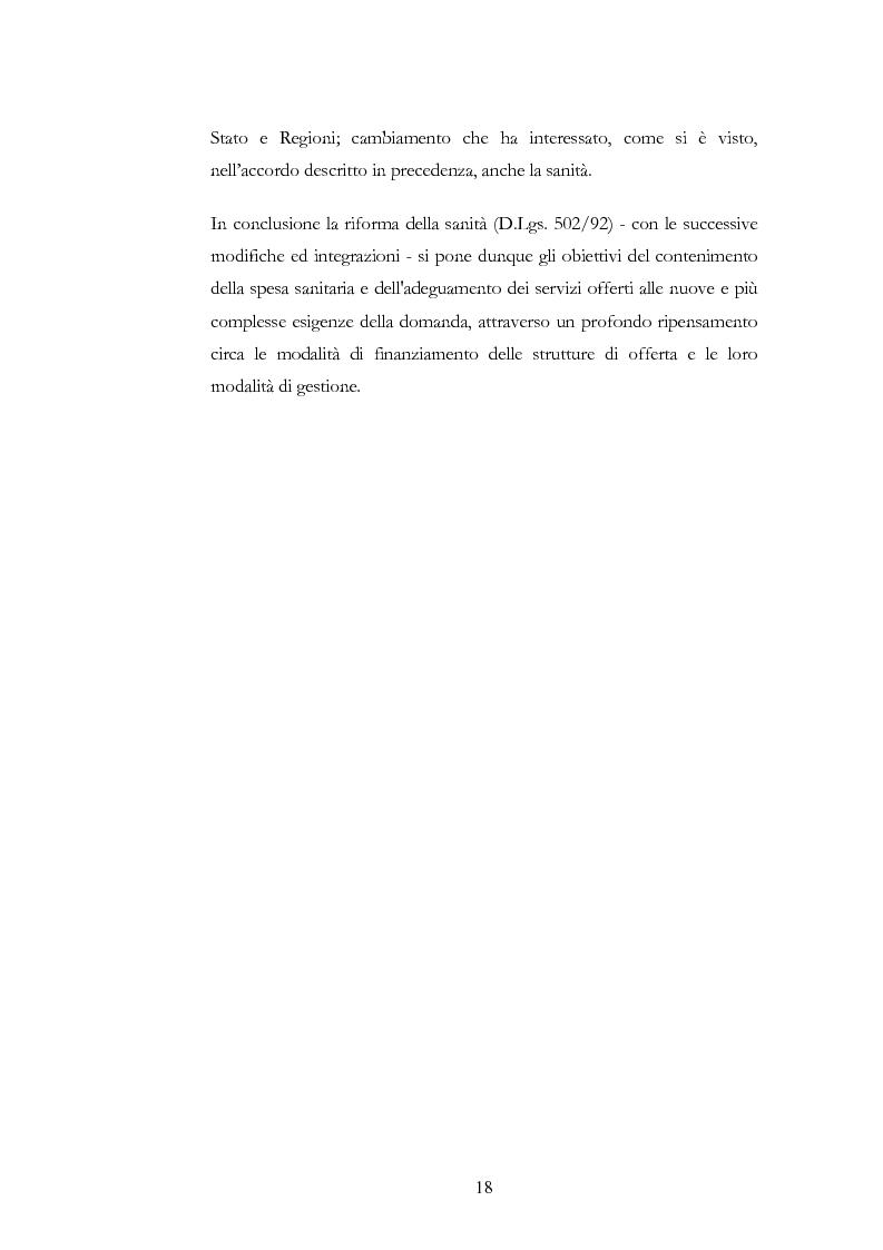 Anteprima della tesi: Modelli dinamici di pianificazione strategica delle risorse negli ambulatori ospedalieri, Pagina 12