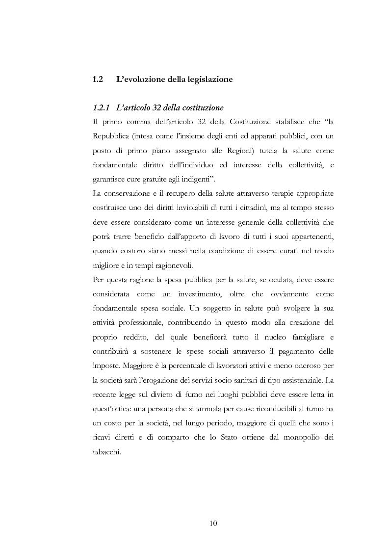 Anteprima della tesi: Modelli dinamici di pianificazione strategica delle risorse negli ambulatori ospedalieri, Pagina 4