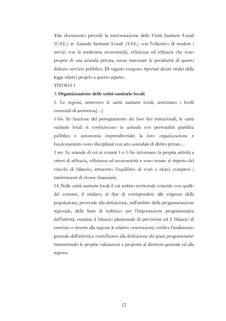 Anteprima della tesi: Modelli dinamici di pianificazione strategica delle risorse negli ambulatori ospedalieri, Pagina 6