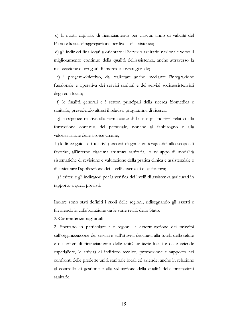 Anteprima della tesi: Modelli dinamici di pianificazione strategica delle risorse negli ambulatori ospedalieri, Pagina 9