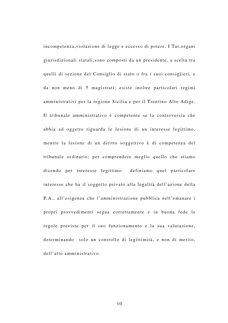 Anteprima della tesi: Indipendenza della magistratura e giudice naturale, Pagina 10