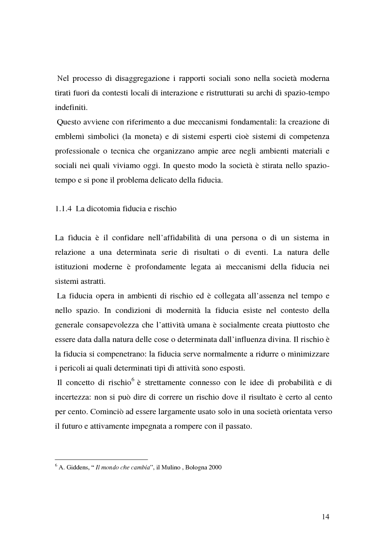 Anteprima della tesi: Flessibilità e precarietà: storie di lavoro atipico, Pagina 10