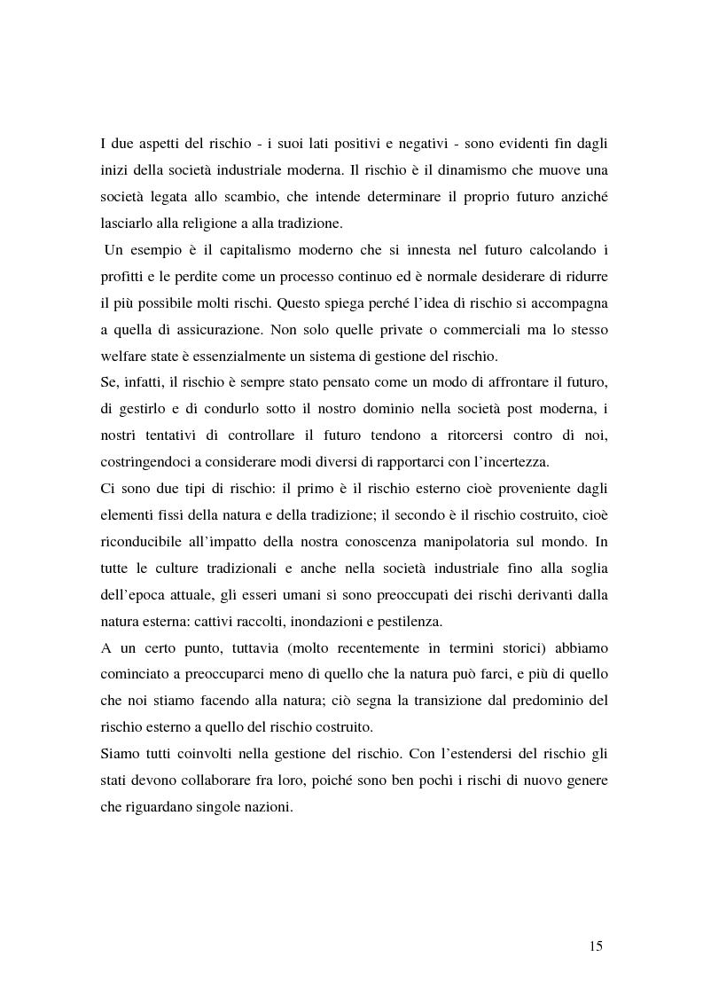 Anteprima della tesi: Flessibilità e precarietà: storie di lavoro atipico, Pagina 11