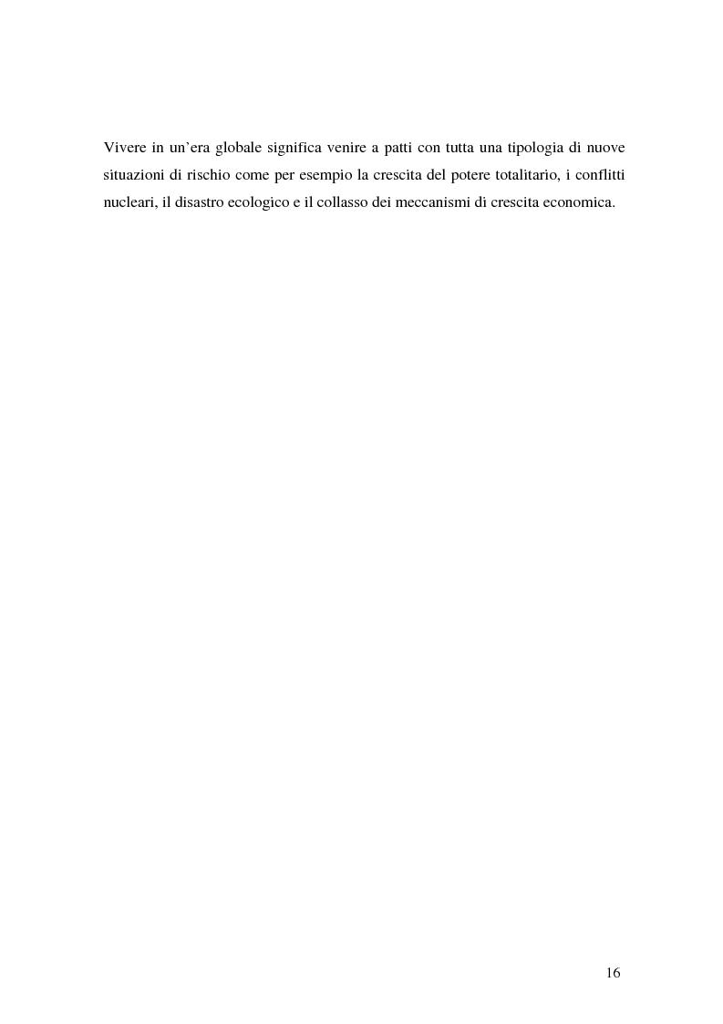 Anteprima della tesi: Flessibilità e precarietà: storie di lavoro atipico, Pagina 12