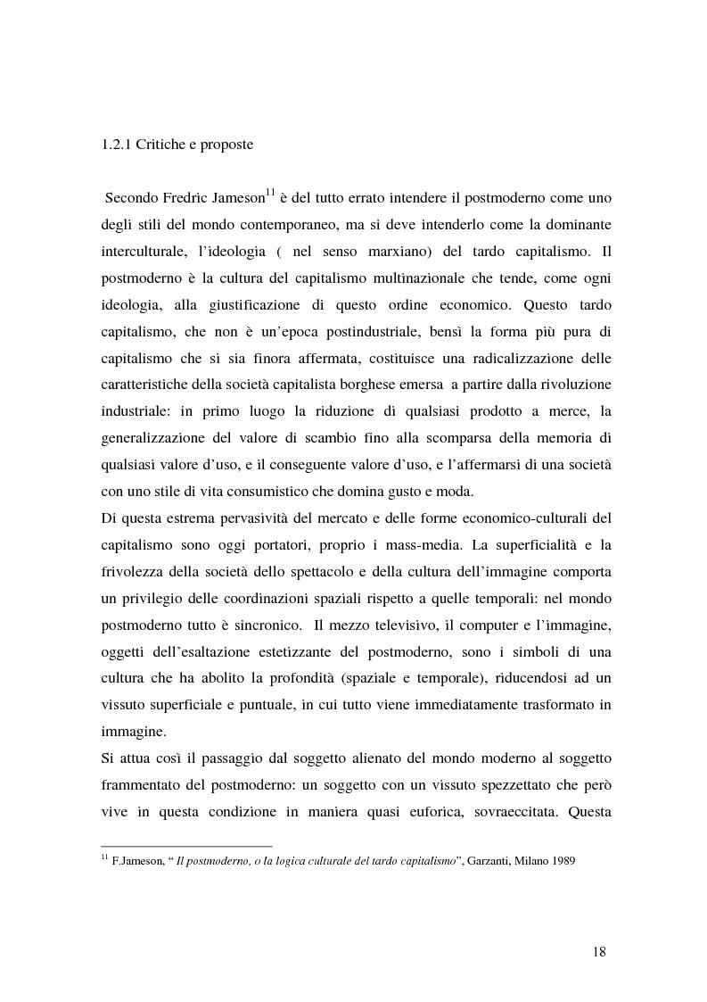 Anteprima della tesi: Flessibilità e precarietà: storie di lavoro atipico, Pagina 14