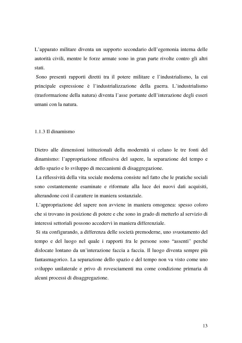 Anteprima della tesi: Flessibilità e precarietà: storie di lavoro atipico, Pagina 9