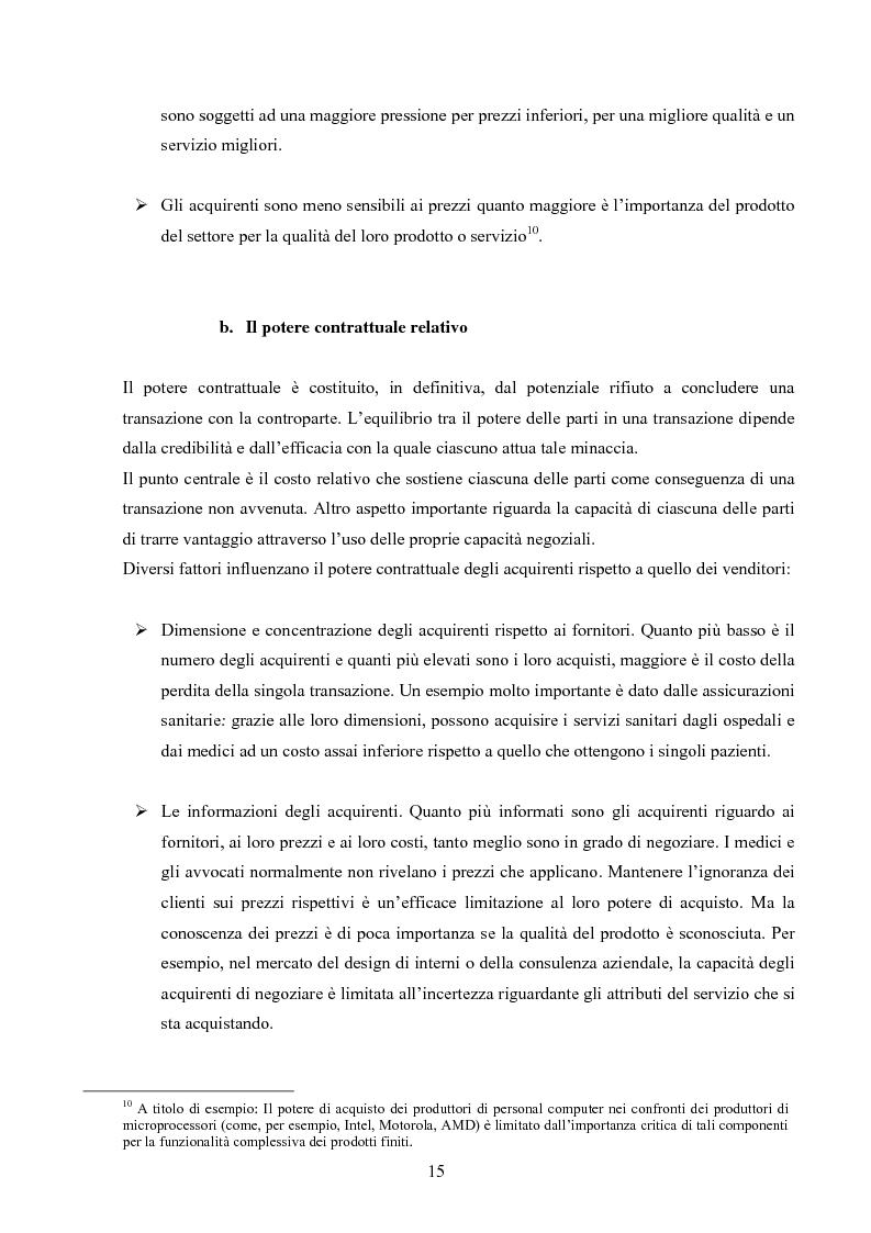 Anteprima della tesi: I modelli competitivi del settore automobilistico, Pagina 12