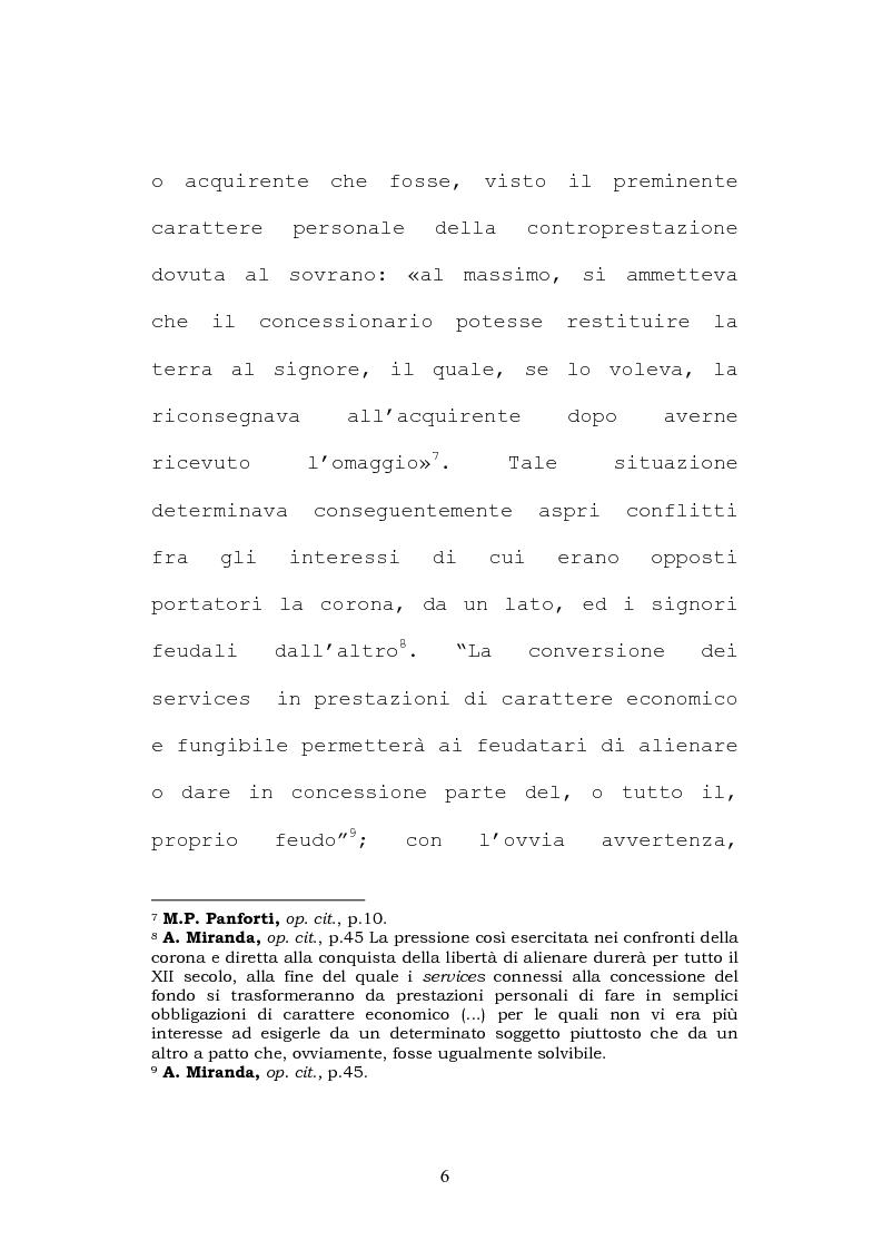 Anteprima della tesi: Il testamento inglese: il personal representative, Pagina 6