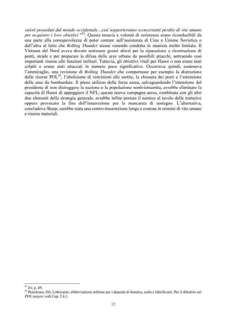 Anteprima della tesi: La guerra del Vietnam nel 1966: tra escalation e tentativi di pace, Pagina 10