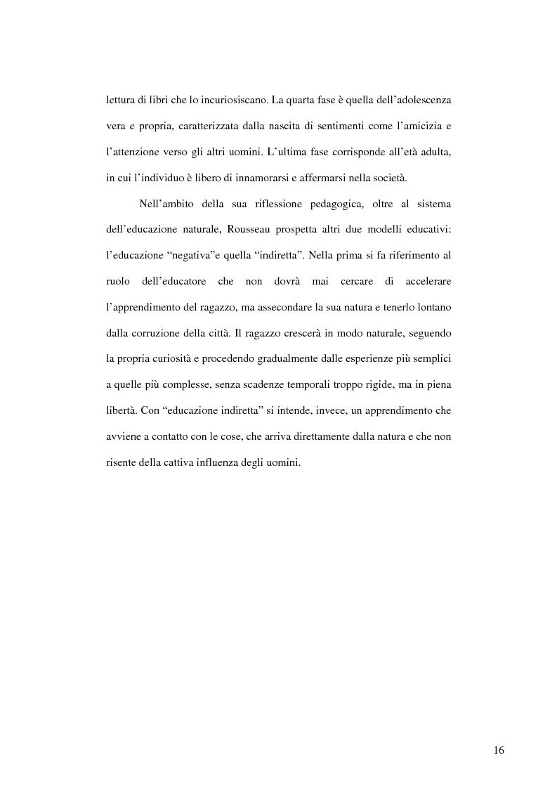 Anteprima della tesi: E-learning: apprendere con la rete. L'impiego dei nuovi media in ambito educativo-formativo, Pagina 14