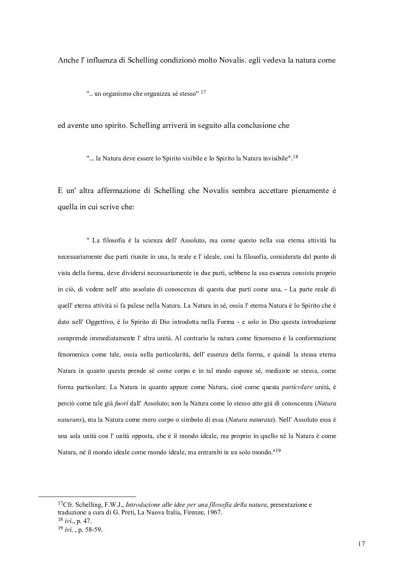 Anteprima della tesi: NOVALIS- Il maestro e i discepoli - Un cammino verso il tempio, Pagina 14