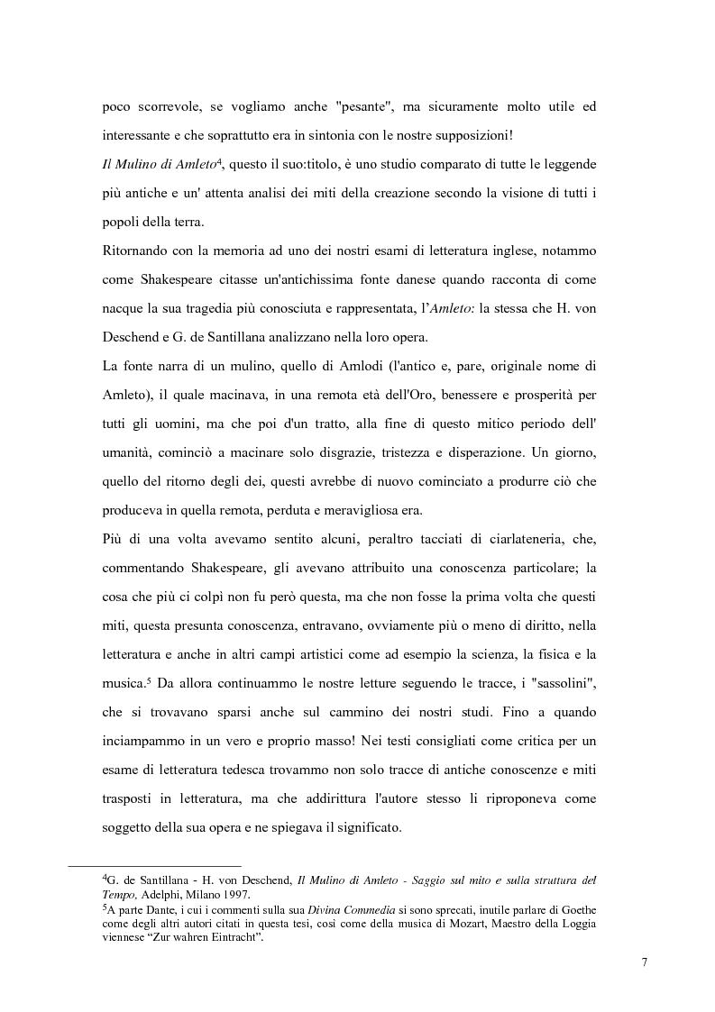 Anteprima della tesi: NOVALIS- Il maestro e i discepoli - Un cammino verso il tempio, Pagina 4