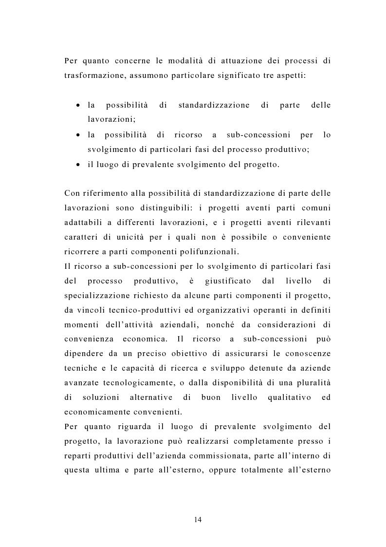 Anteprima della tesi: La pianificazione e il controllo dei grandi progetti. Il caso di un'impresa operante nel settore dell'impiantistica., Pagina 12