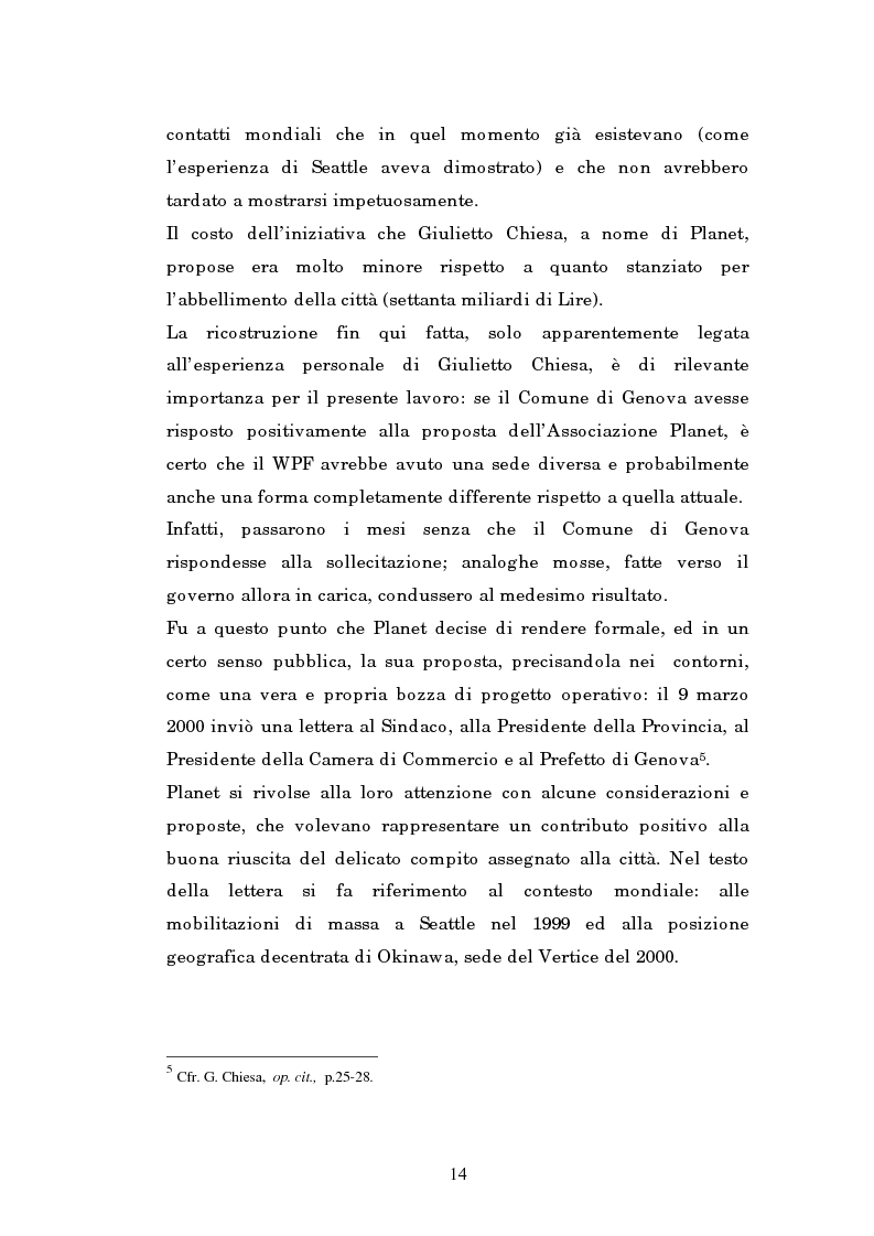 Anteprima della tesi: Il mondo intellettuale al servizio dell'ordine internazionale: The World Political Forum, Pagina 10