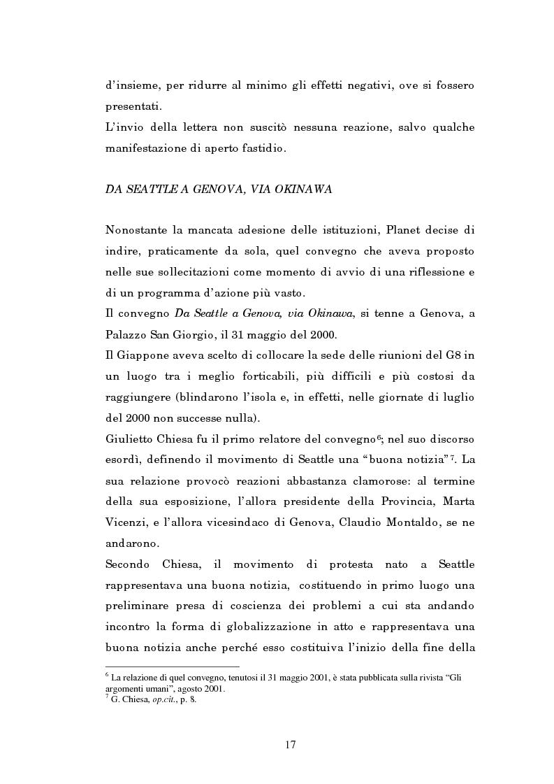Anteprima della tesi: Il mondo intellettuale al servizio dell'ordine internazionale: The World Political Forum, Pagina 13