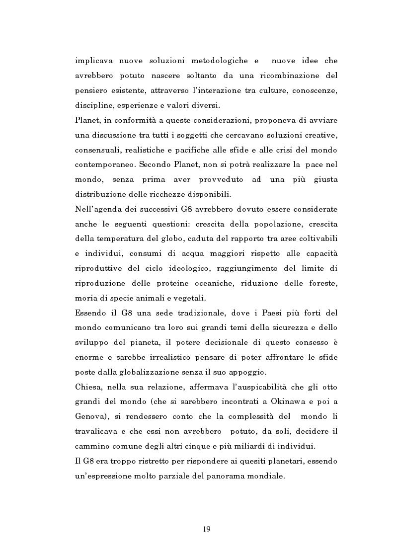 Anteprima della tesi: Il mondo intellettuale al servizio dell'ordine internazionale: The World Political Forum, Pagina 15