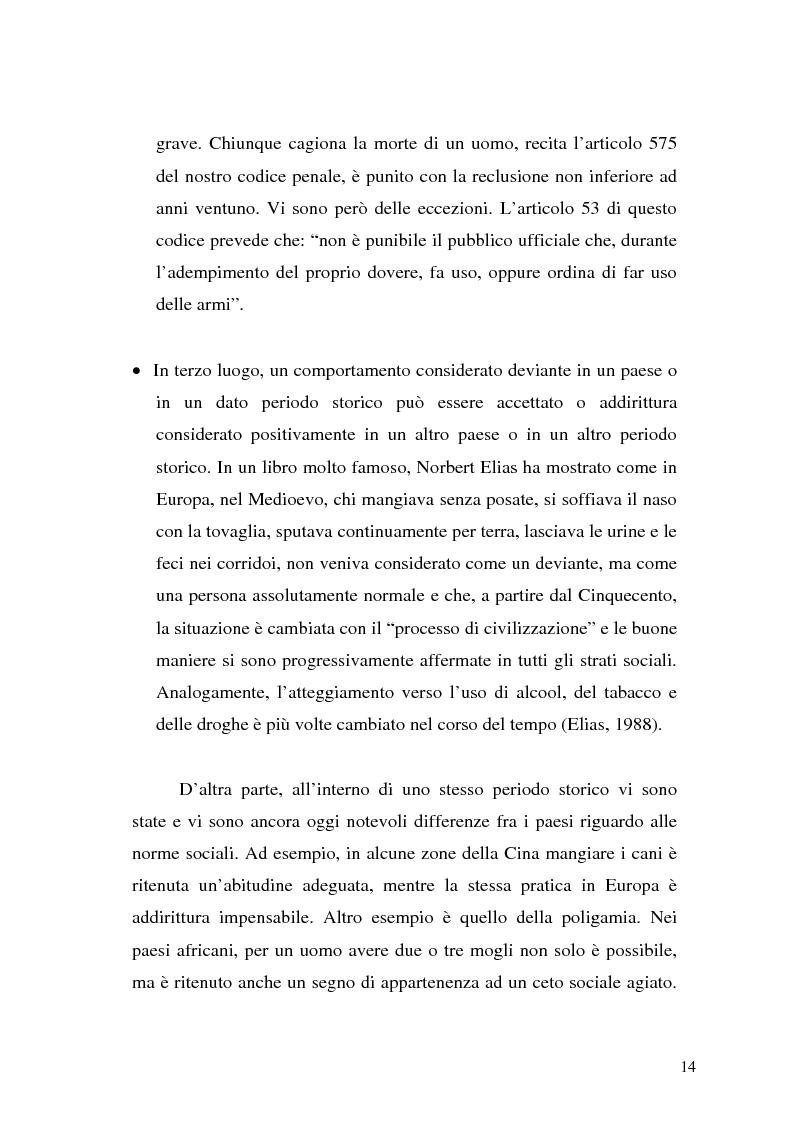 Anteprima della tesi: Comunicare la sicurezza a Perugia, Pagina 10