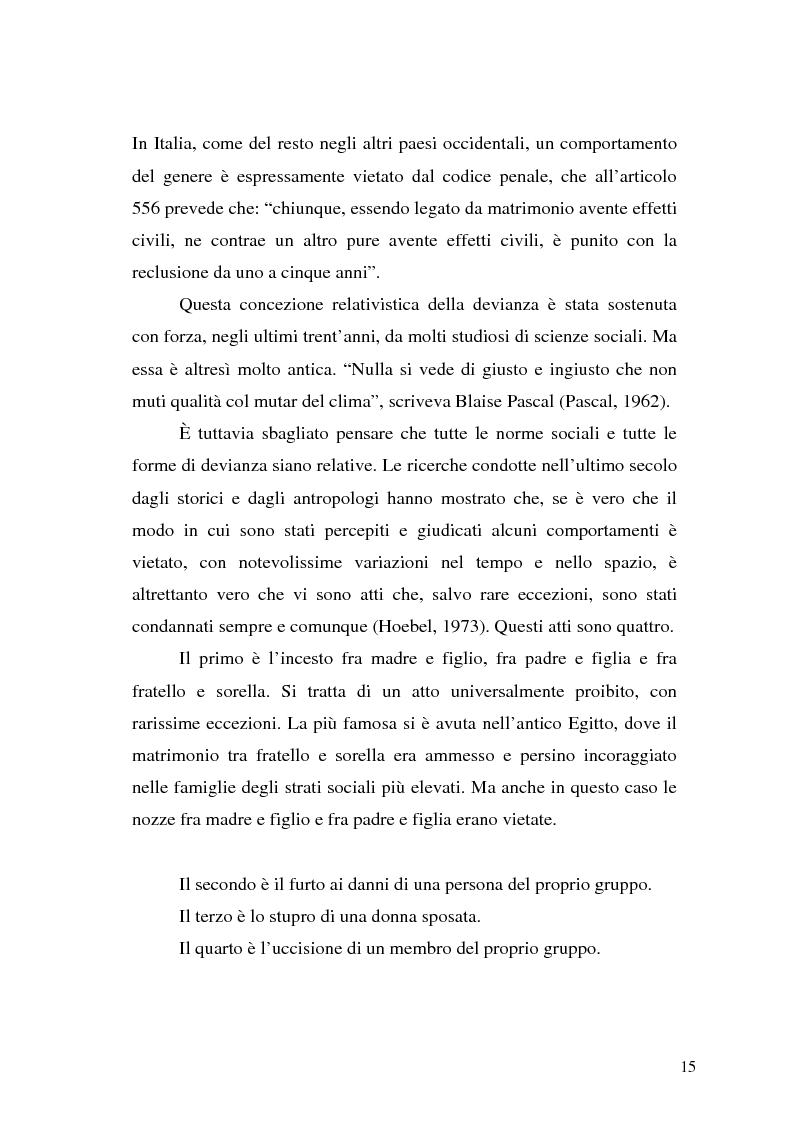 Anteprima della tesi: Comunicare la sicurezza a Perugia, Pagina 11